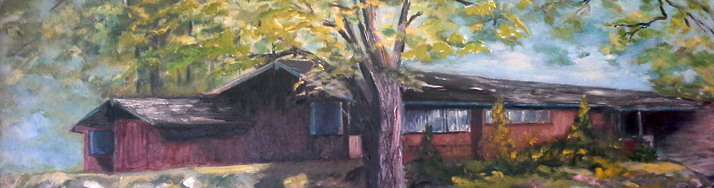 Clubhouse Painting
